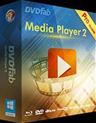 DVDFab メディアプレイヤー Pro