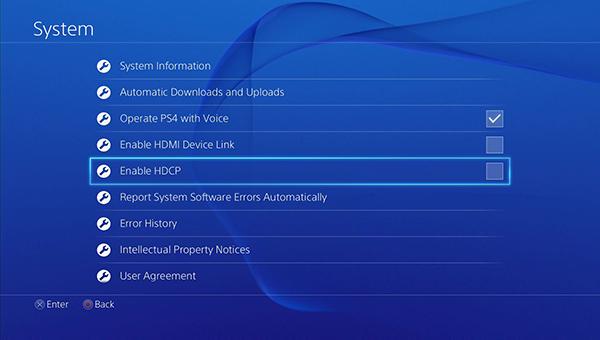 PS4でブルーレイを再生する