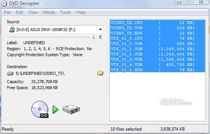 DVDをスマホに取り込むソフト